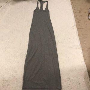 2/$125 NWOT Lululemon Grey Maxi Dress Size 4